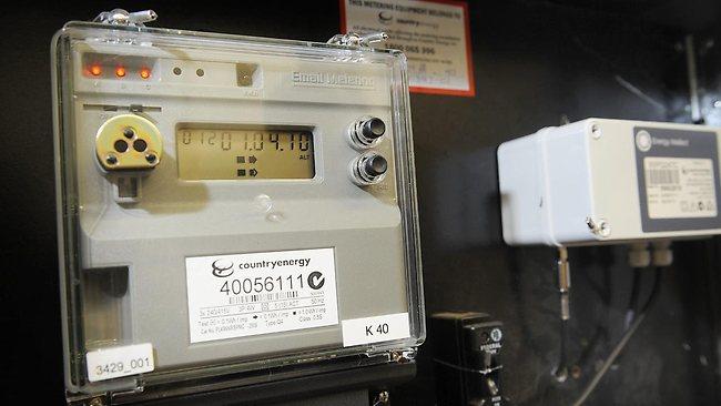 how to read ergon smart meter