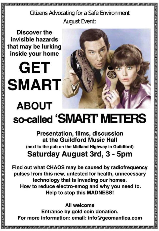 Get Smart About Smart Meters