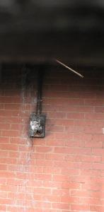 burned meter